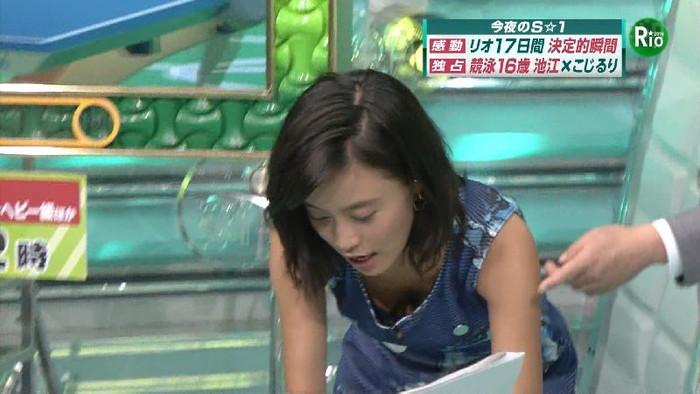 【放送事故エロ画像】テレビの番組内で起こったエロハプニングがこちらwww 10