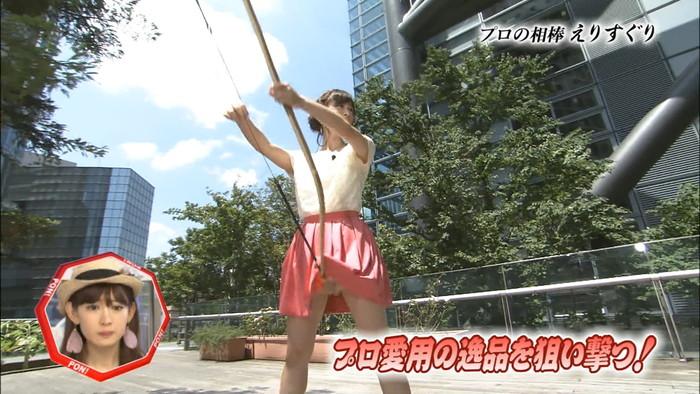 【テレビ放送事故エロ画像】予期せぬハプニング!テレビで流れたガチめなエロハプニングww