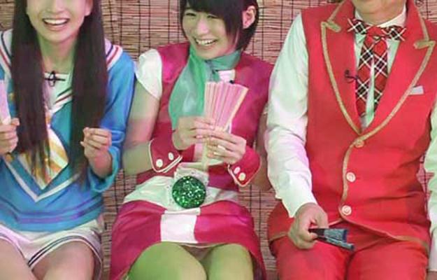 【放送事故エロ画像】偶然か必然か!?テレビでおこったエロハプニング! 02