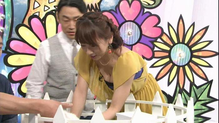 【放送事故エロ画像】偶然か必然か!?テレビでおこったエロハプニング! 05