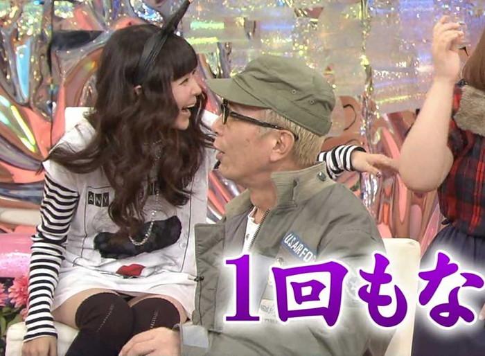 【放送事故エロ画像】偶然か必然か!?テレビでおこったエロハプニング! 06