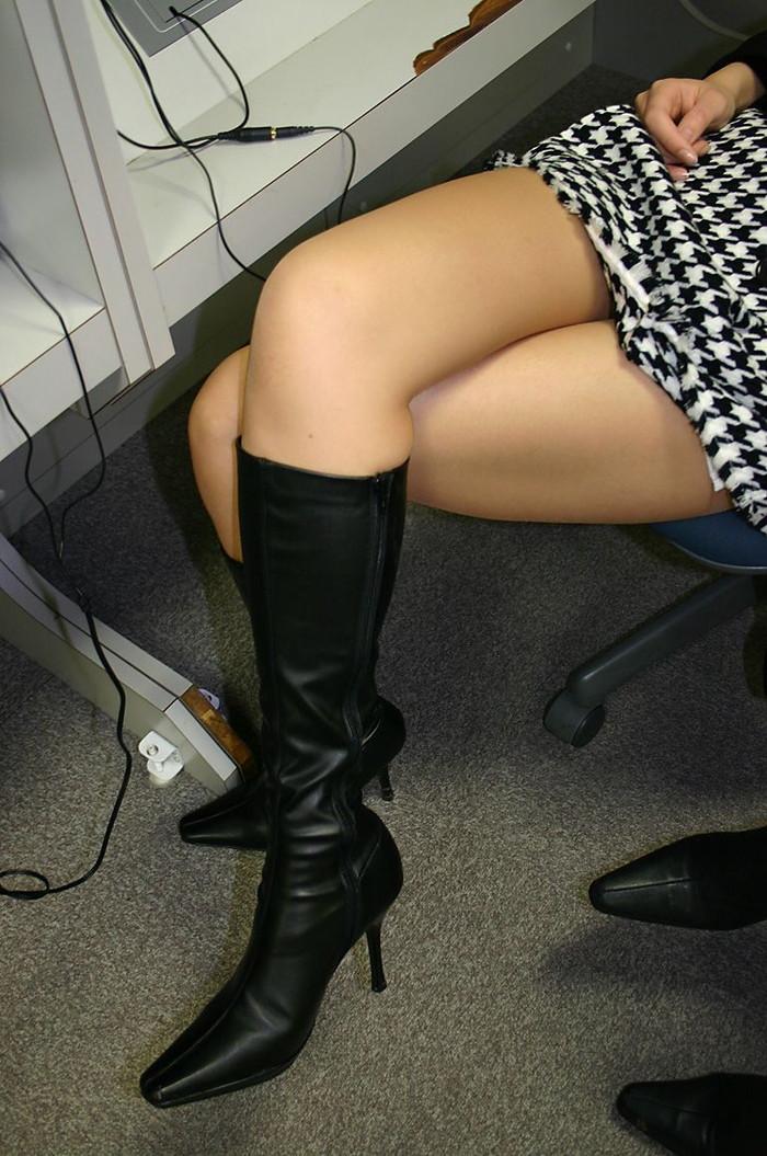 【美脚エロ画像】スラリと伸びた脚線美!美脚の女の子たちの画像集めたったw 18