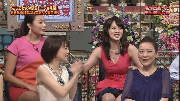 【放送事故エロ画像】これが事故!?テレビマンの策にも思える放送事故特集w 01