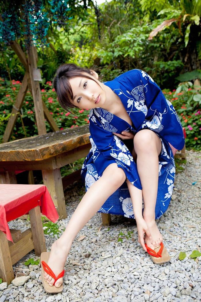 【和服エロ画像】日本人ならこういうエロスも外せないよな!?和服エロ画像 25