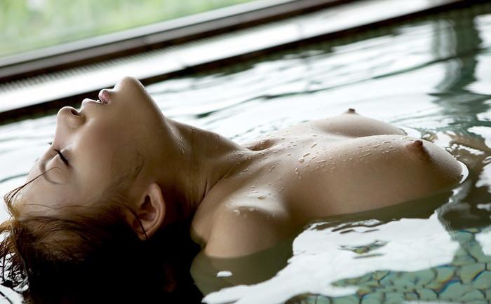 【入浴エロ画像】女の子がお風呂に入ってる様子をじっくり見てみようずww 01
