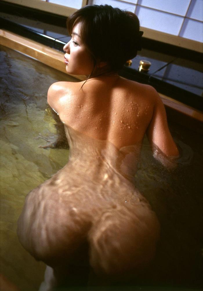【入浴エロ画像】女の子がお風呂に入ってる様子をじっくり見てみようずww 12