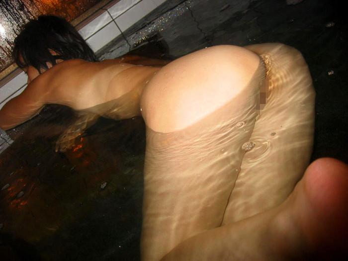 【入浴エロ画像】女の子の入浴している画像集めてたら勃起しちまったwww 09