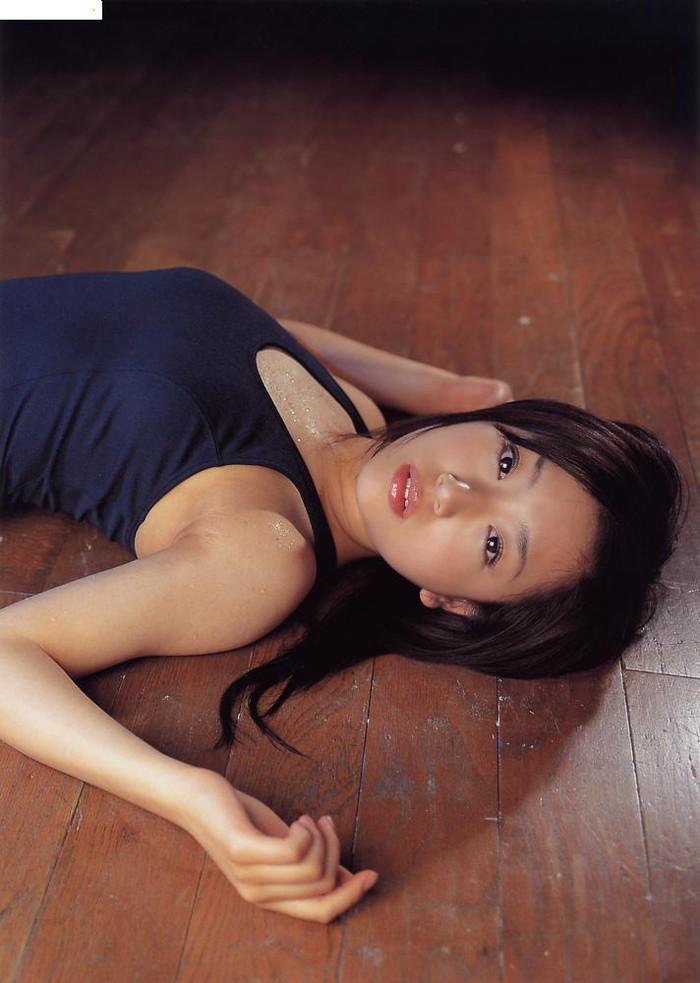 【スクール水着エロ画像】学生時代を思い出す!?スクール水着の女の子特集! 14