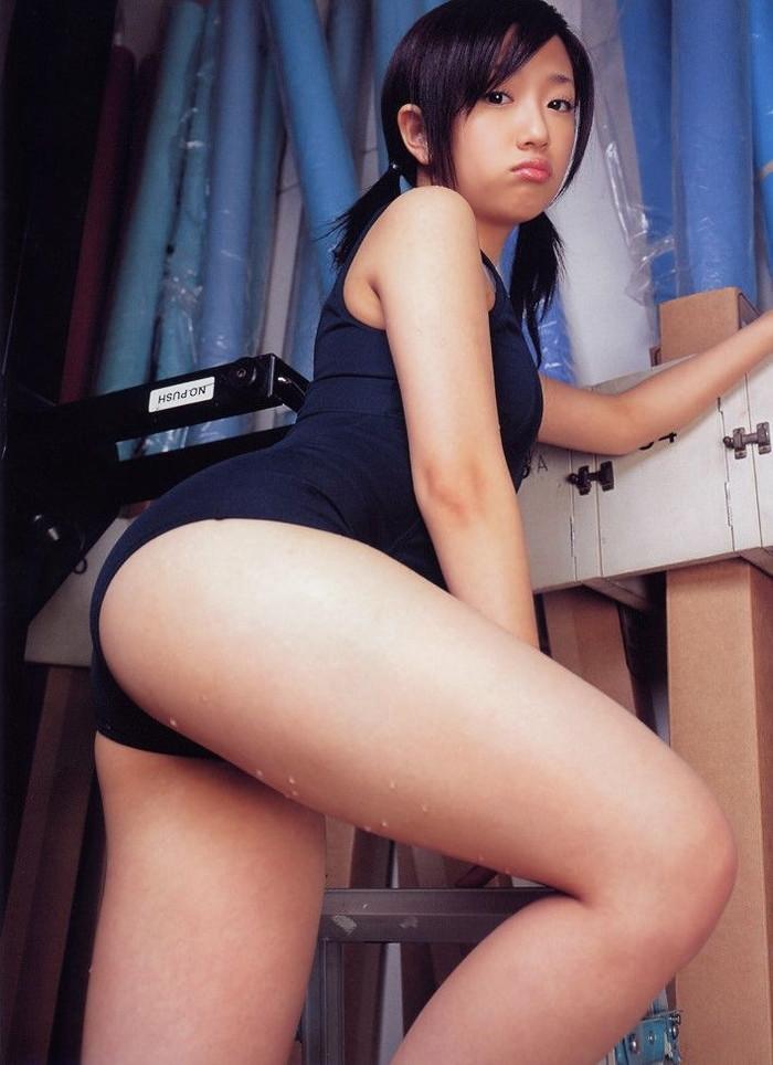 【スクール水着エロ画像】学生時代を思い出す!?スクール水着の女の子特集! 18