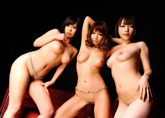 【複数ヌードエロ画像】複数人の女の子のヌードから自分好みを探してみようずw 03