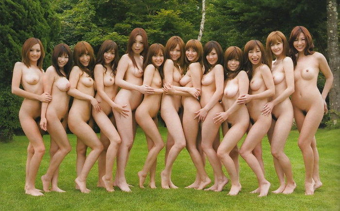 【複数ヌードエロ画像】複数人の女の子のヌードから自分好みを探してみようずw 05
