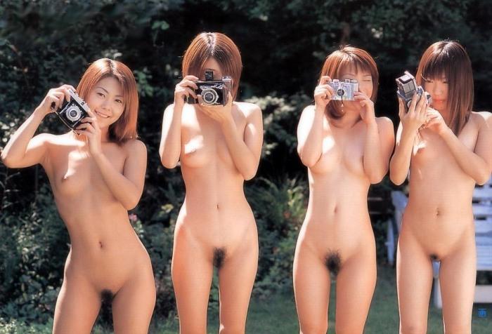 【複数ヌードエロ画像】複数人の女の子のヌードから自分好みを探してみようずw 08