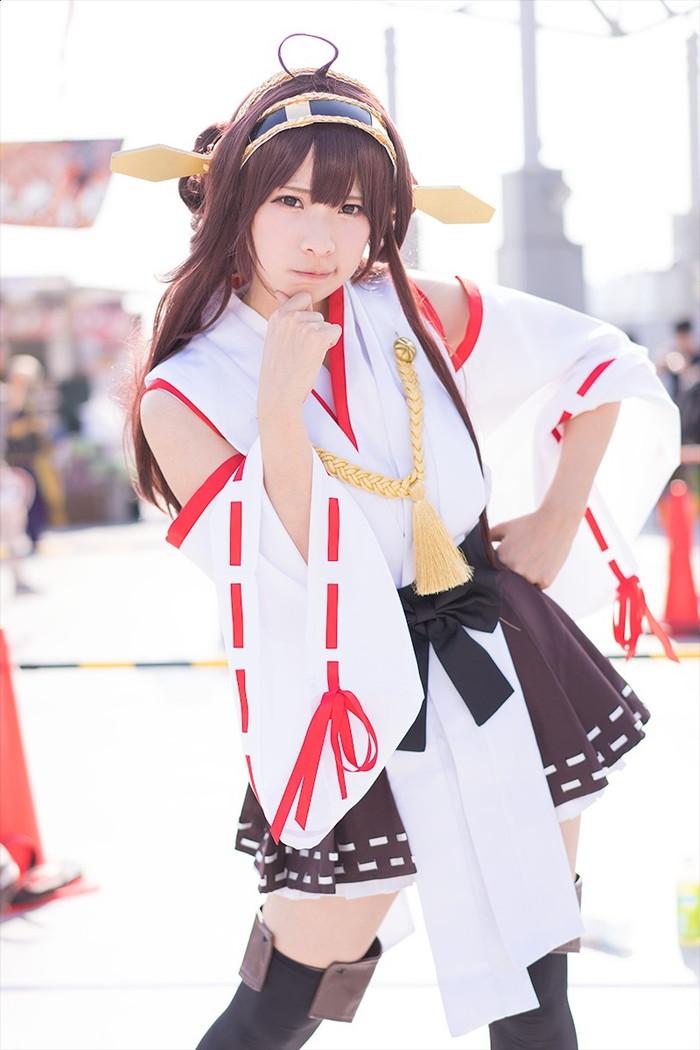 【コミケエロ画像】年々衣装は過激化!コスプレ会場の素人コスプレイヤー! 02