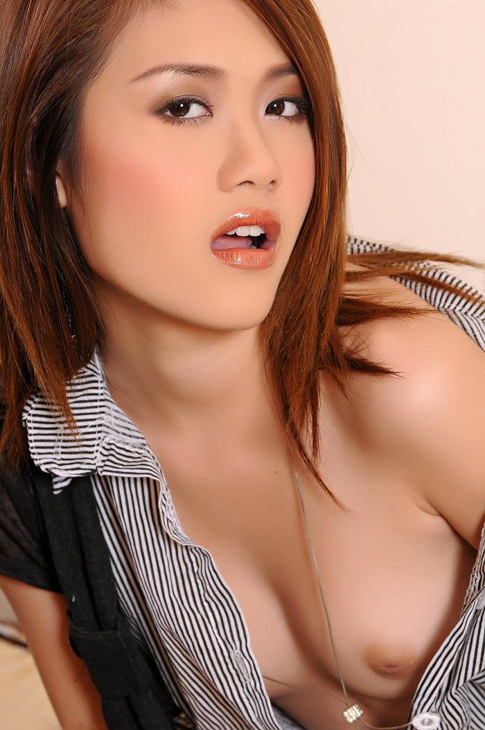 【アジアンおっぱいエロ画像】アジアンビューティーと呼ぶに相応しいアジア人のおっぱい! 08