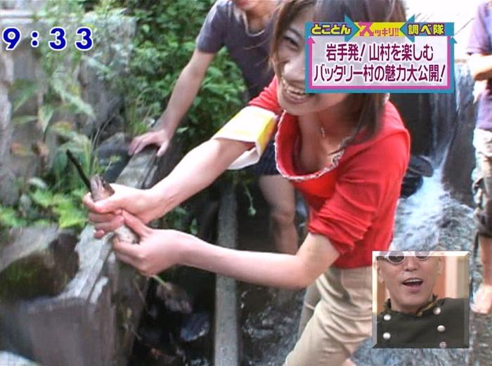 【放送事故エロ画像】気まずいけど視線が逸らせない!?テレビ放送事故画像ww 07