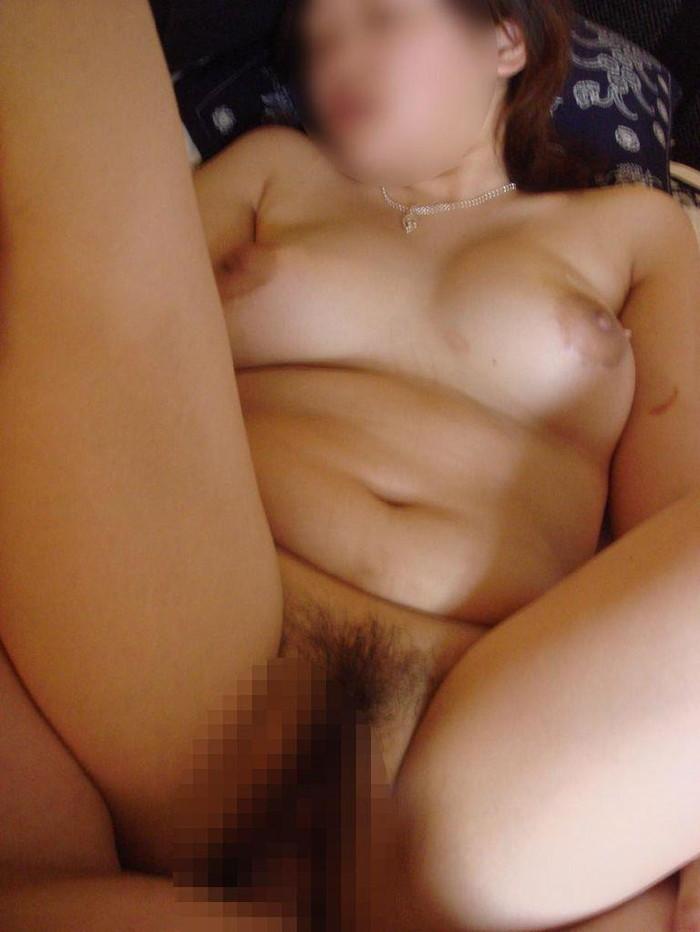 【素人セックスエロ画像】生々しいまでのリアル感!素人セックス特集! 12
