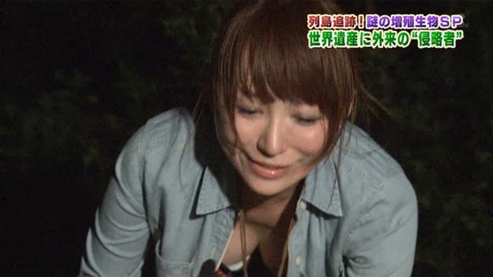 【放送事故エロ画像】ガチでテレビに写り込んだ放送事故のシーンがエロすぎて草w 08