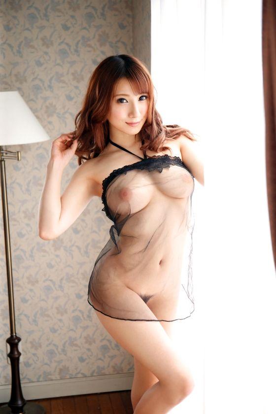 【シースルーエロ画像】シースルーの着衣ってこんなにエロいのか!草生えたwww 01