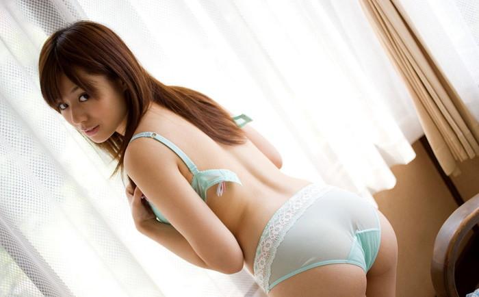 【フルバックエロ画像】女の子のパンツと聞いて最初に想像するのはやっぱりこの形状! 23