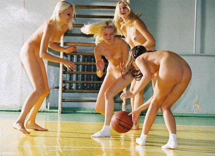 【全裸スポーツエロ画像】リアルな話、こんな素晴らしいスポーツ競技があったら最高! 18