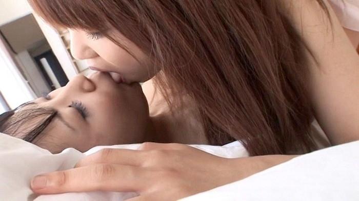 【レズビアンエロ画像】女の子同士で快楽を求めてしまうレズビアンたちの生々しさ! 05