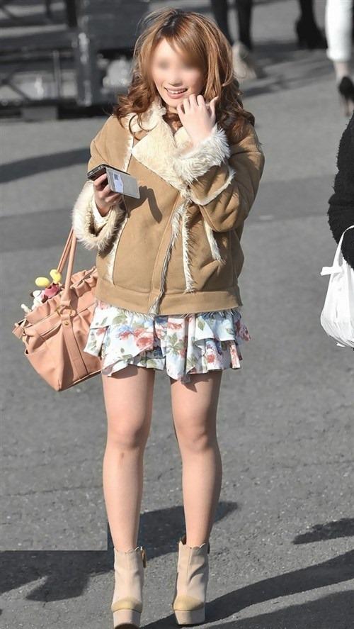 【美脚エロ画像】街中で美脚のおねーさん見つけたから撮ったったぜwww 12