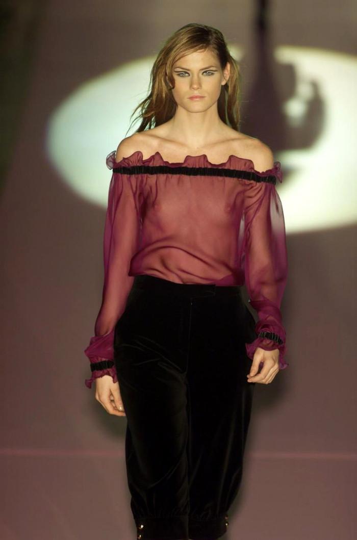 【ファッションショーエロ画像】朗報!世界のファッションショーはこんなにエロかったwww 06