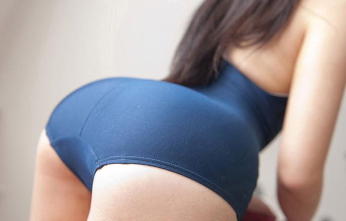 【スク水エロ画像】スクール水着を着たフレッシュな女の子たちの微エロな魅力! 20