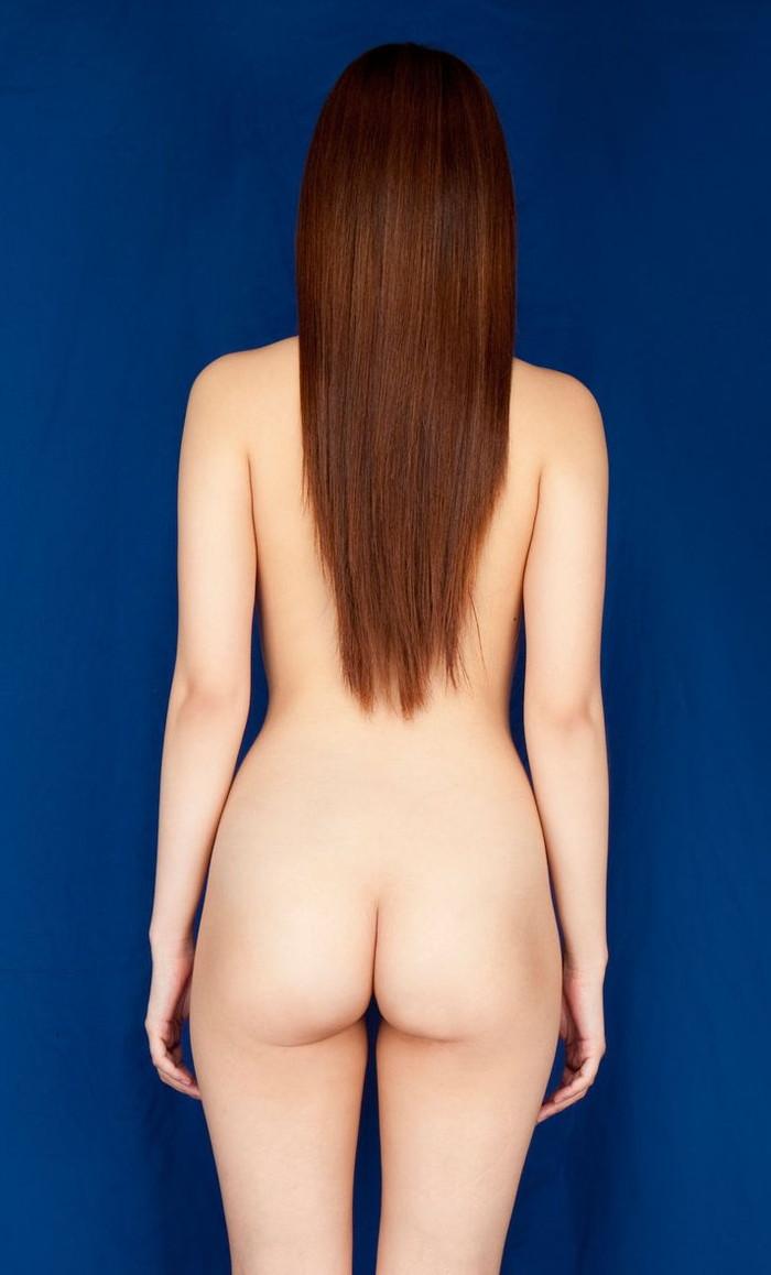 【美尻エロ画像】女の子らしい丸いお尻が最高!美尻といえる画像集めたったww 17