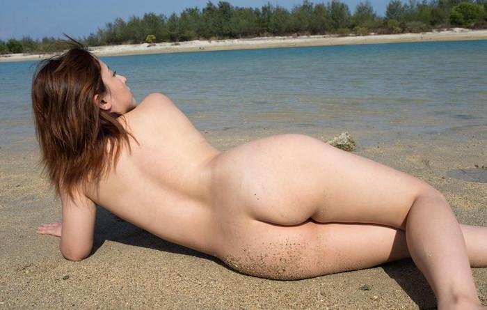 【美尻エロ画像】女の子らしい丸いお尻が最高!美尻といえる画像集めたったww 20