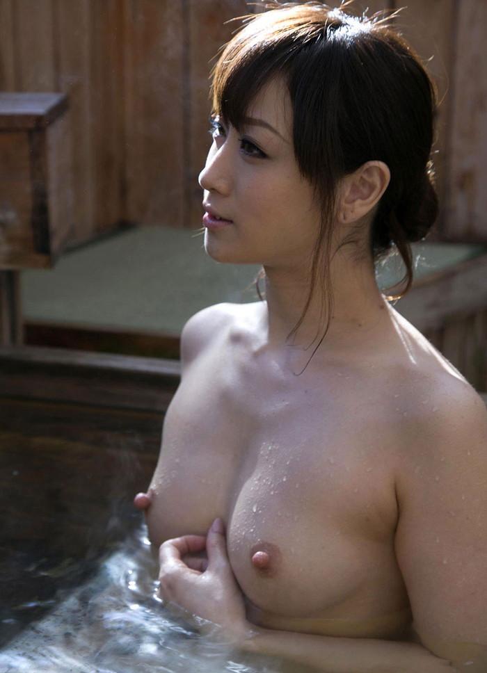 【入浴エロ画像】お風呂に入っている女の子たちの画像集めたったぜ!www 07