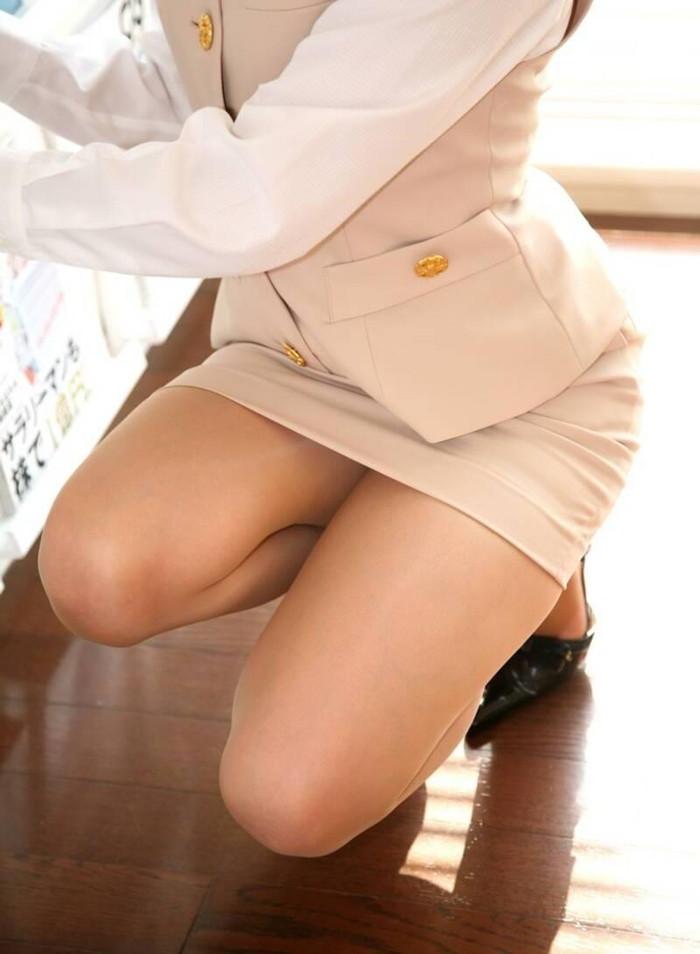 【美脚エロ画像】女の子のスラリと伸びた美しい美脚!足フェチ必見!www 25