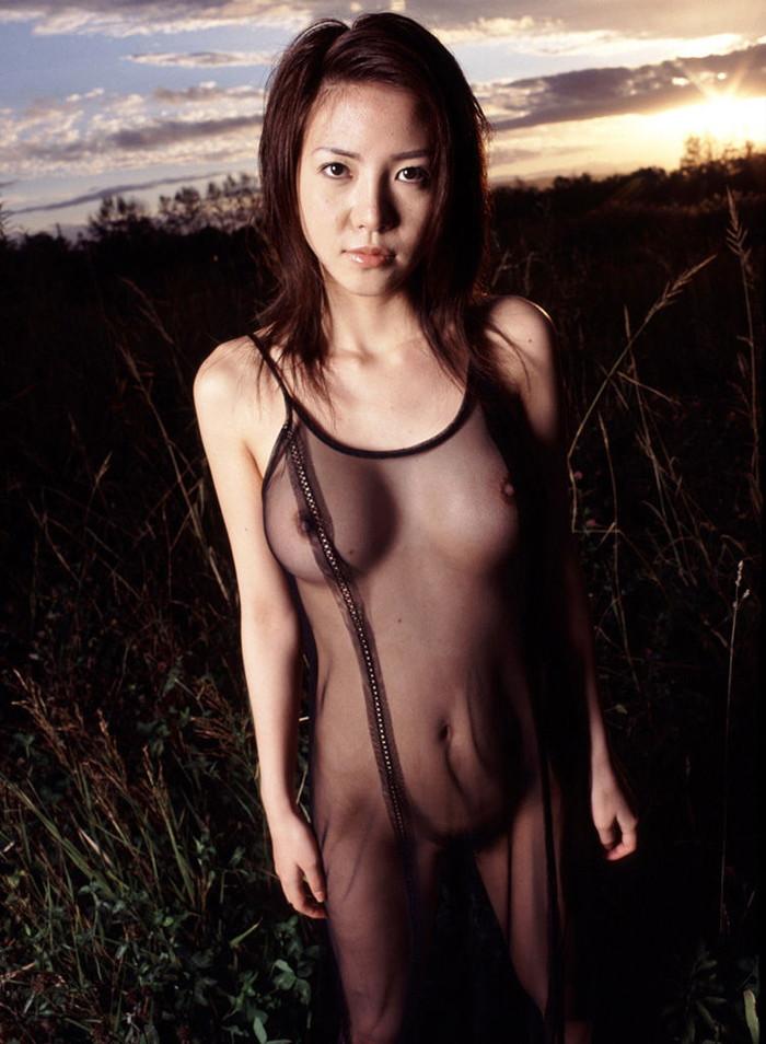 【シースルーエロ画像】スケスケのシースルーの女の子たちの画像集めたった! 表紙